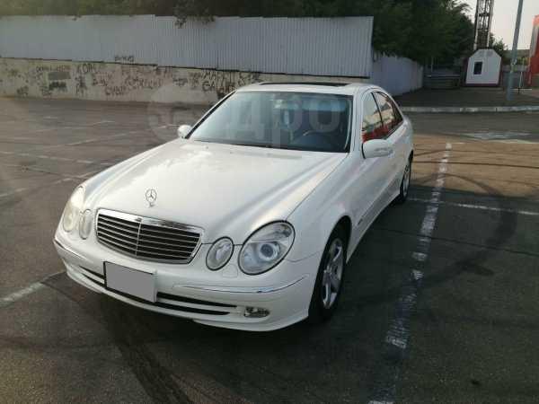 Mercedes-Benz E-Class, 2002 год, 520 000 руб.