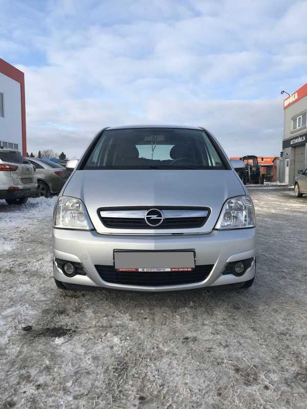 Opel Meriva, 2007 год, 289 000 руб.
