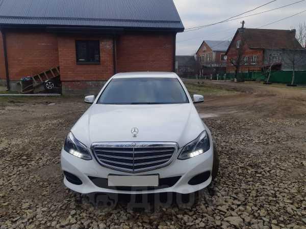 Mercedes-Benz E-Class, 2013 год, 1 100 000 руб.