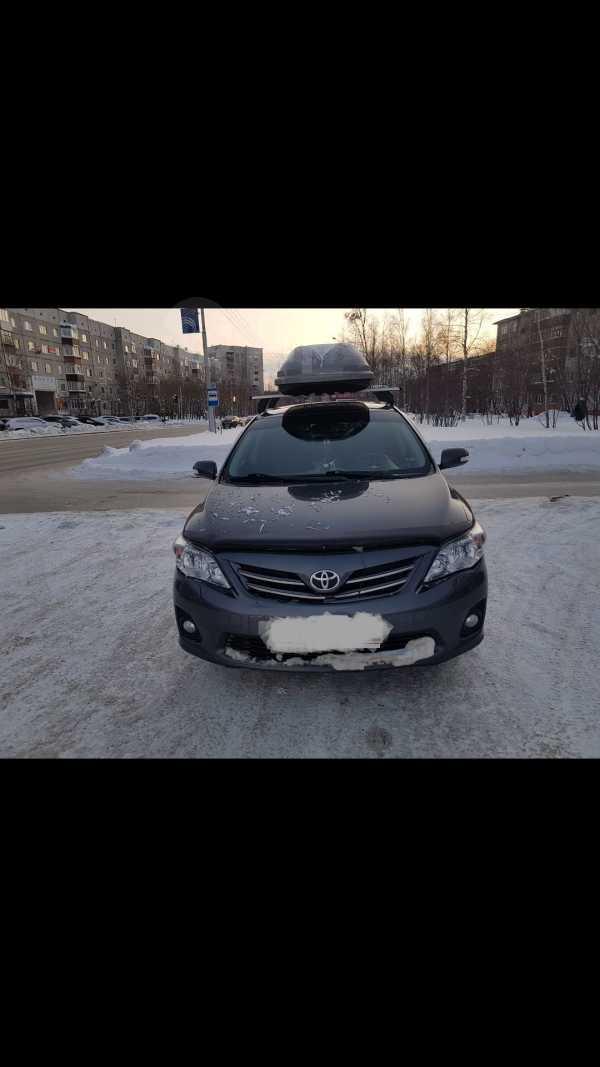 Toyota Corolla, 2012 год, 760 000 руб.