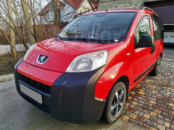 Peugeot Partner Tepee, 2009 год, 400 000 руб.