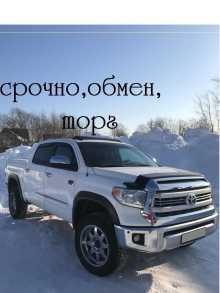 Хабаровск Toyota Tundra 2014