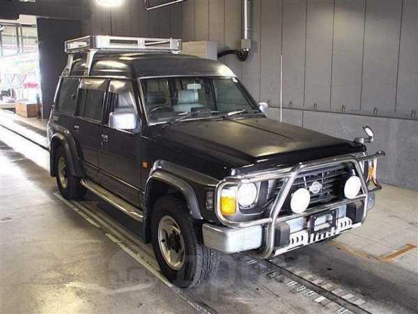 Nissan Safari, 1995 год, 452 000 руб.