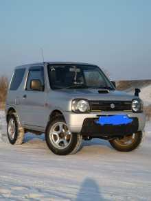 Белогорск Jimny 2004