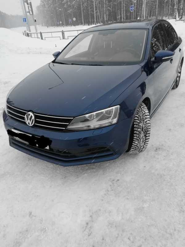 Volkswagen Jetta, 2016 год, 890 000 руб.