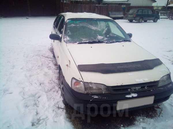 Toyota Caldina, 1997 год, 55 000 руб.