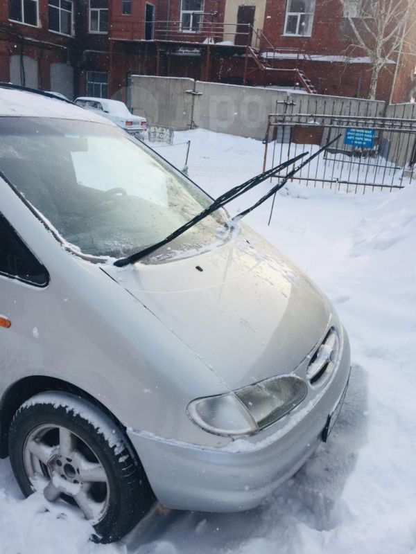 Ford Galaxy, 1998 год, 157 500 руб.