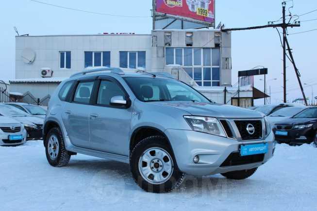 Nissan Terrano, 2014 год, 599 000 руб.