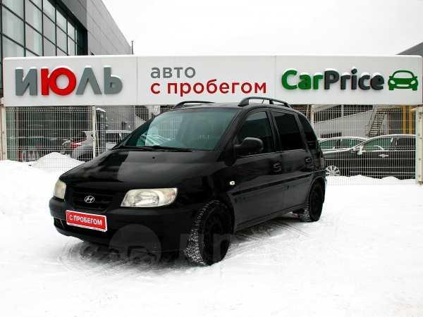 Hyundai Matrix, 2004 год, 210 000 руб.