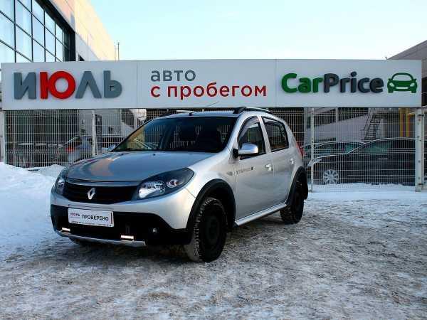 Renault Sandero Stepway, 2014 год, 431 000 руб.