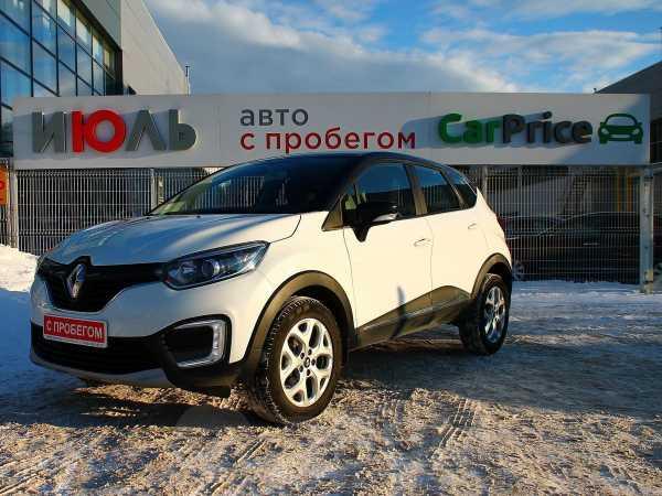 Renault Kaptur, 2016 год, 785 000 руб.