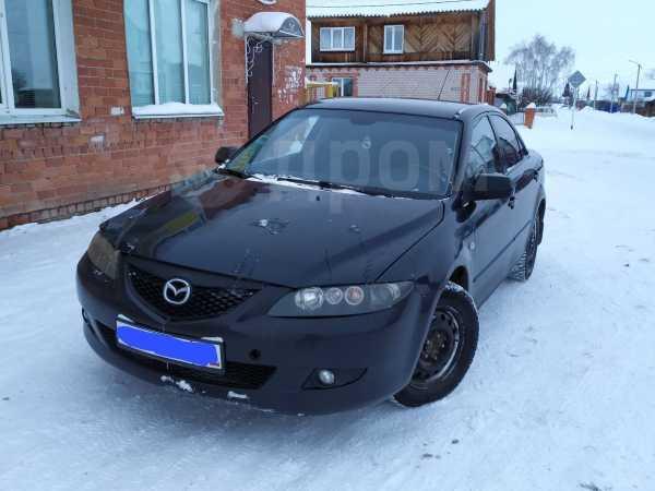 Mazda Mazda6, 2003 год, 240 000 руб.