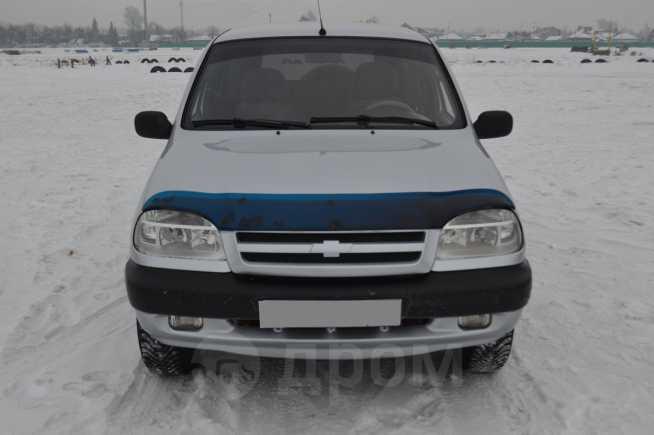 Chevrolet Niva, 2004 год, 245 000 руб.