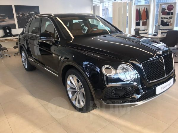 Bentley Bentayga, 2019 год, 15 978 600 руб.