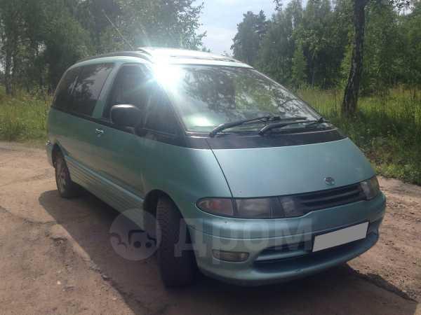 Toyota Estima Lucida, 1992 год, 160 000 руб.