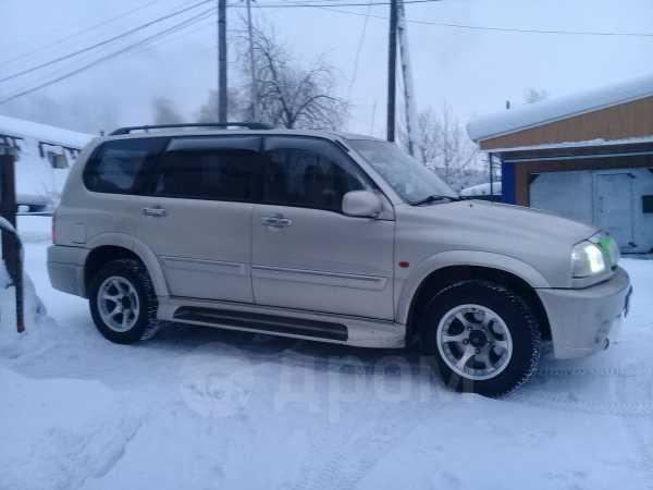 Suzuki Grand Vitara XL-7, 2001 год, 550 000 руб.