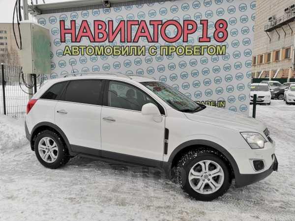 Opel Antara, 2013 год, 869 000 руб.