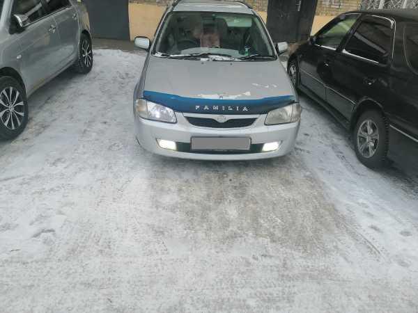 Mazda Familia S-Wagon, 1998 год, 185 000 руб.