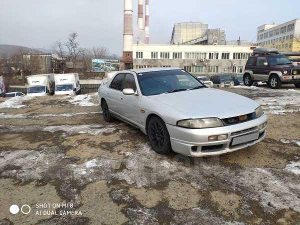 Nissan Skyline, 1993 год, 85 000 руб.