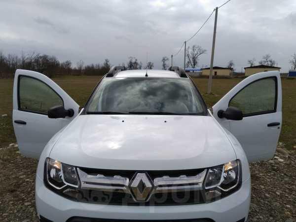 Renault Duster, 2017 год, 800 000 руб.