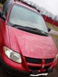 Dodge Caravan, 2001 год, 160 000 руб.