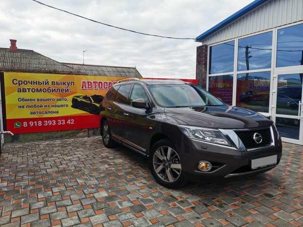 Nissan Pathfinder, 2015 год, 1 400 000 руб.
