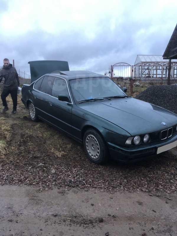 BMW 5-Series, 1992 год, 135 000 руб.