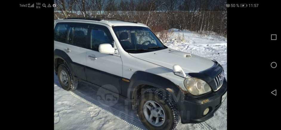 Hyundai Terracan, 2002 год, 265 000 руб.