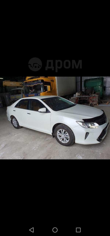 Toyota Camry, 2016 год, 1 520 000 руб.