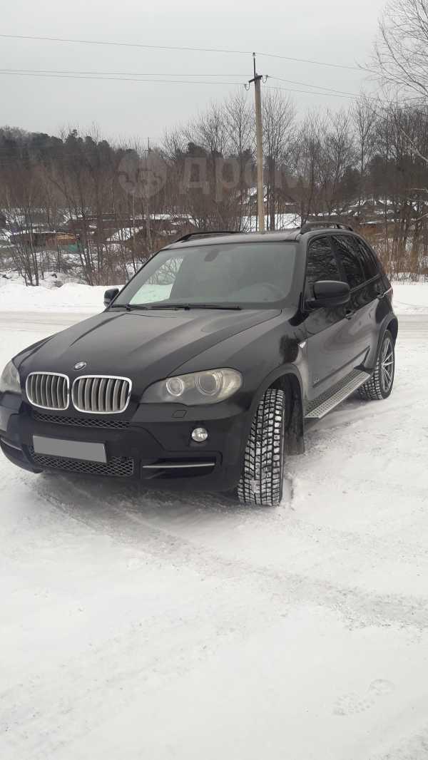 BMW X5, 2007 год, 970 000 руб.