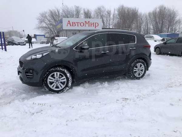 Kia Sportage, 2017 год, 1 350 000 руб.