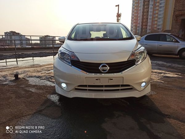 Nissan Note, 2015 год, 529 000 руб.