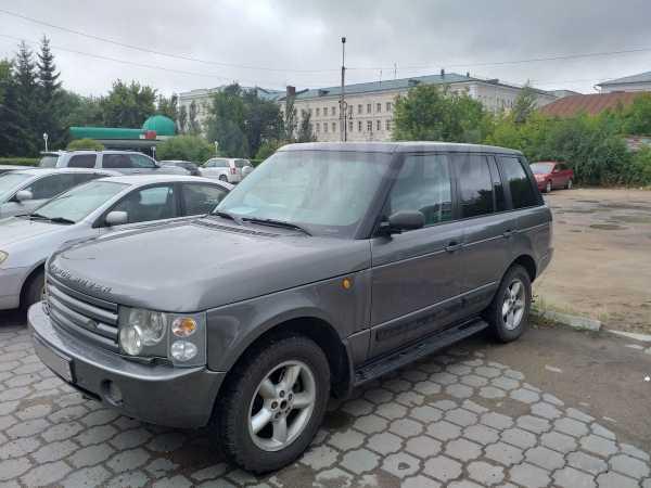 Land Rover Range Rover, 2003 год, 480 000 руб.