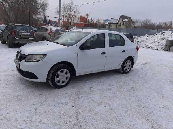 Renault Logan, 2017 год, 290 000 руб.