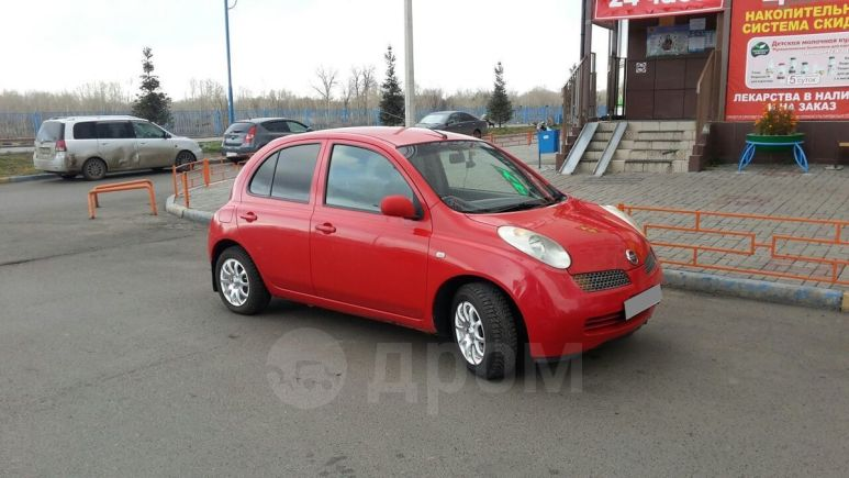 Nissan March, 2002 год, 235 000 руб.