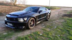 Пластуновская Mustang 2006