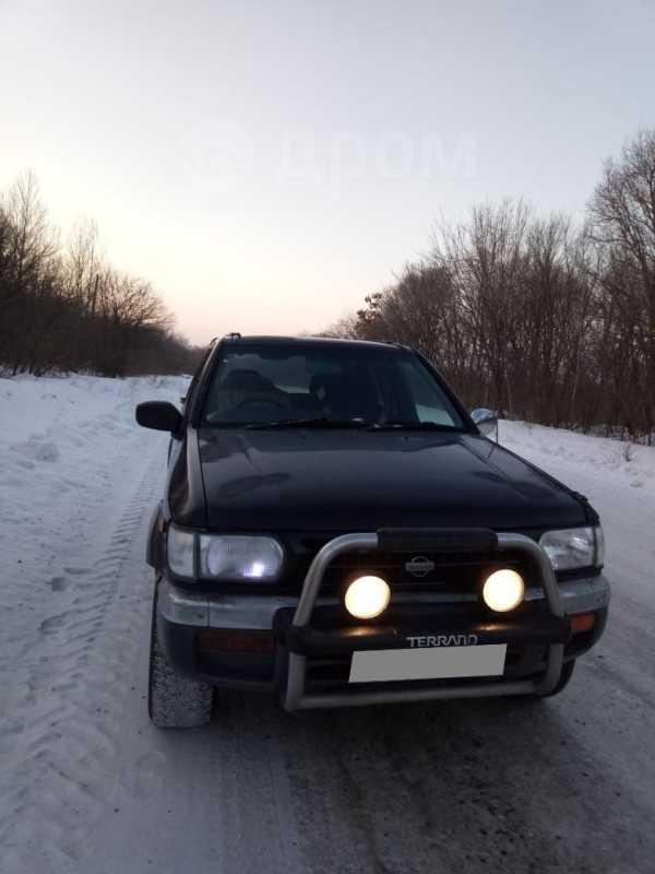 Nissan Terrano, 1997 год, 335 000 руб.