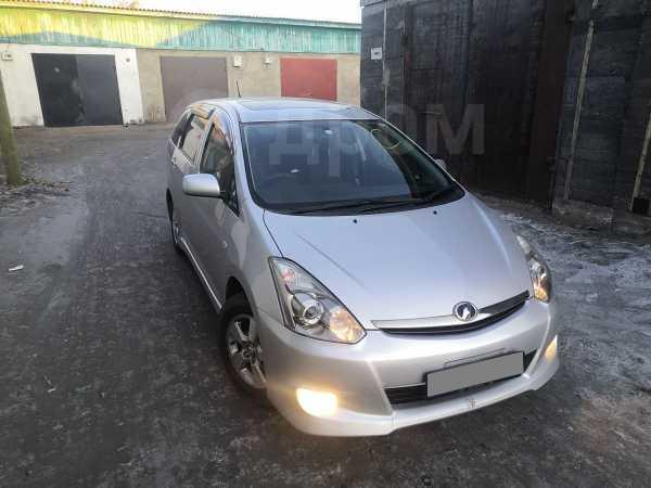 Toyota Wish, 2008 год, 700 000 руб.