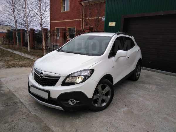 Opel Mokka, 2014 год, 890 000 руб.