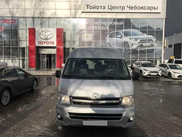 Toyota Hiace, 2013 год, 1 490 000 руб.