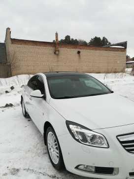 Снежинск Insignia 2012