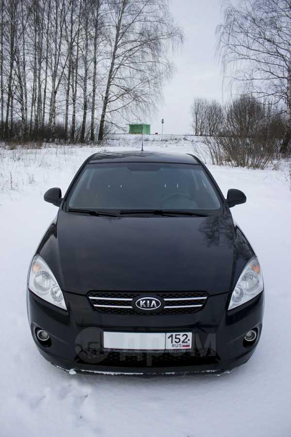 Kia Ceed, 2008 год, 260 000 руб.