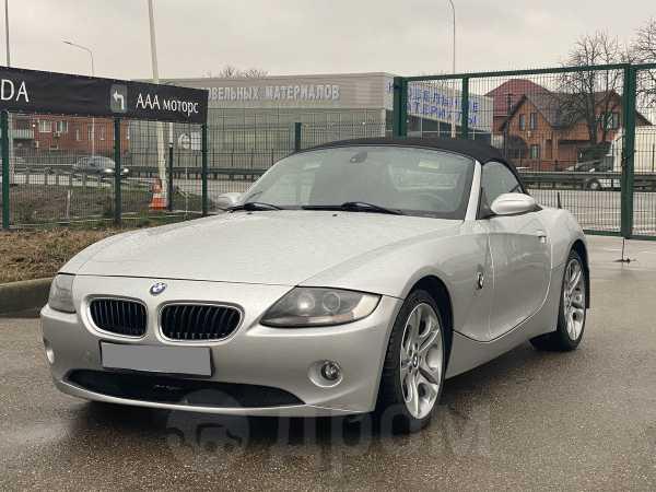BMW Z4, 2003 год, 570 000 руб.