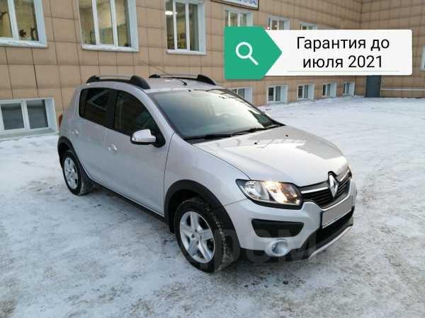 Renault Sandero Stepway, 2018 год, 600 000 руб.