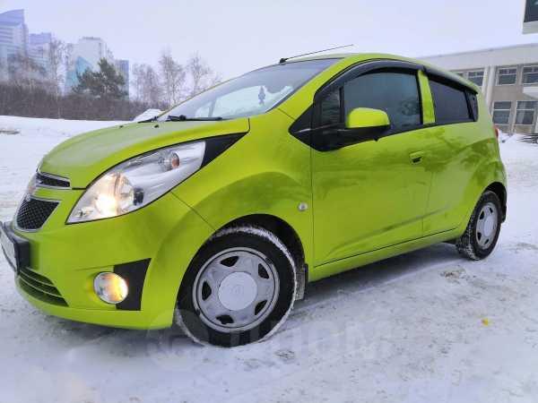 Chevrolet Spark, 2013 год, 399 999 руб.