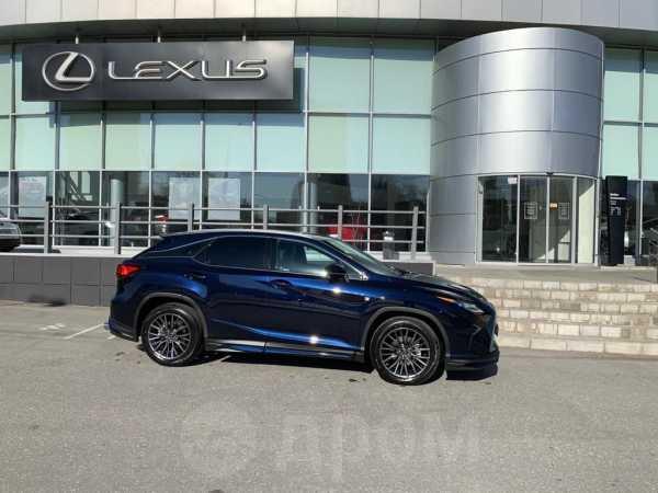 Lexus RX300, 2018 год, 3 600 000 руб.