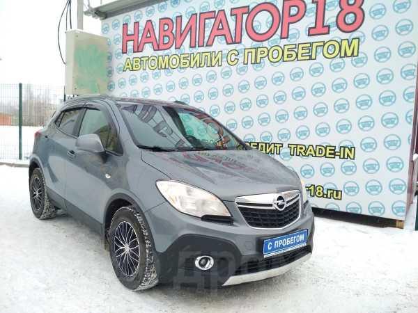 Opel Mokka, 2014 год, 639 000 руб.