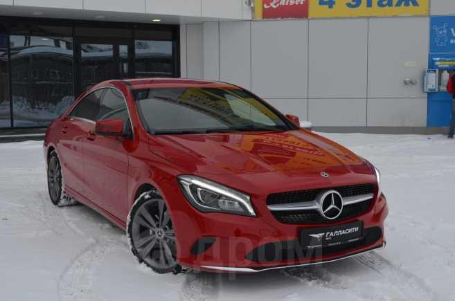 Mercedes-Benz CLA-Class, 2018 год, 1 799 000 руб.
