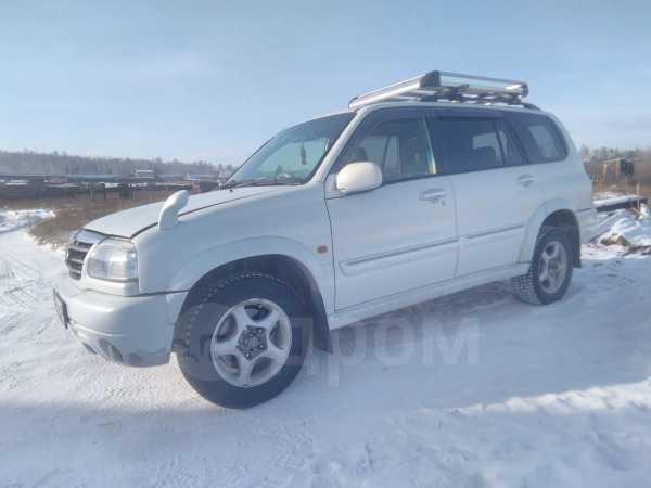 Suzuki Grand Escudo, 2003 год, 550 000 руб.