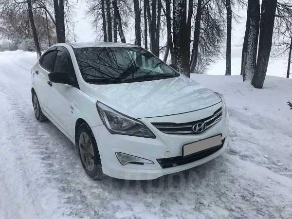 Hyundai Solaris, 2014 год, 437 000 руб.